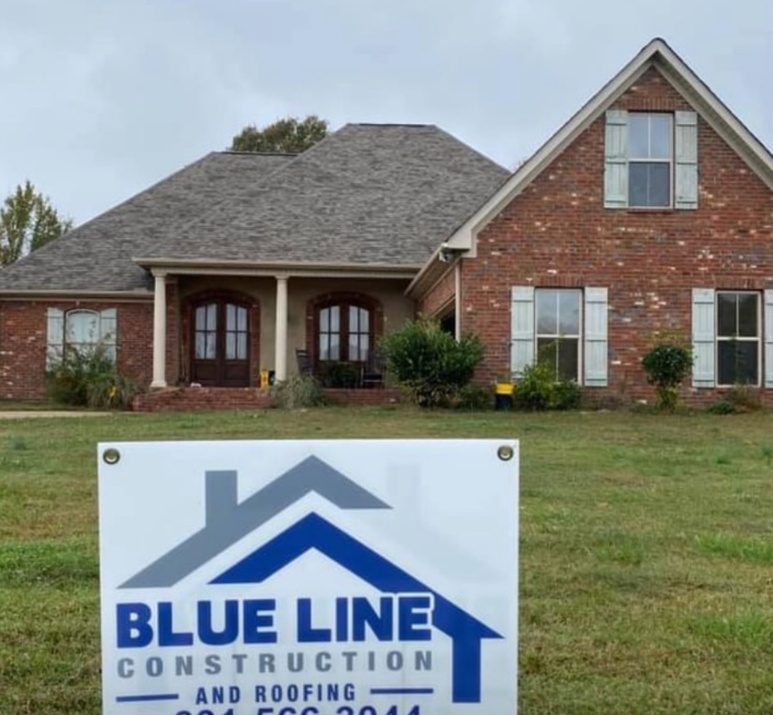 Blue Line Construction and Roofing