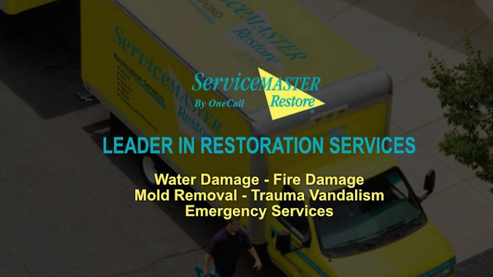 ServiceMaster Restoration by OneCall