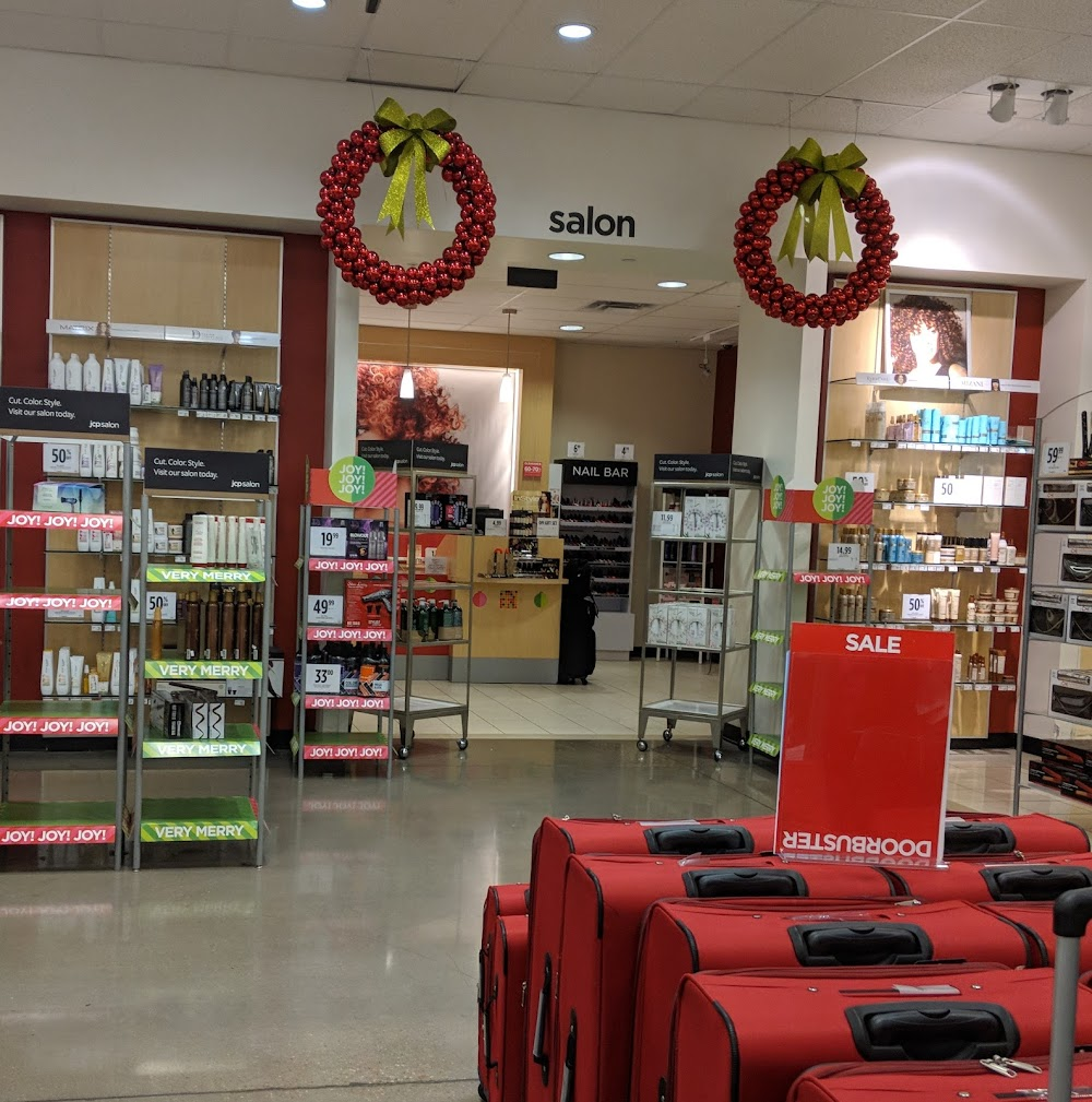 The SALON by InStyle Inside JCPenney