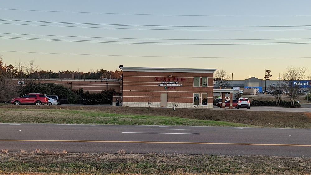 Car Care Clinic & Jet Lube – Flowood