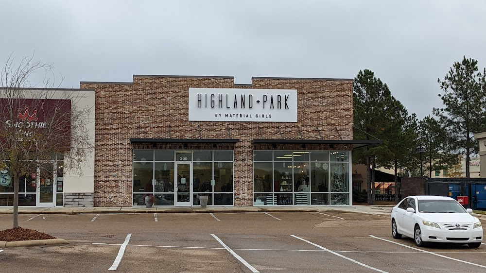 Highland Park by Material Girls