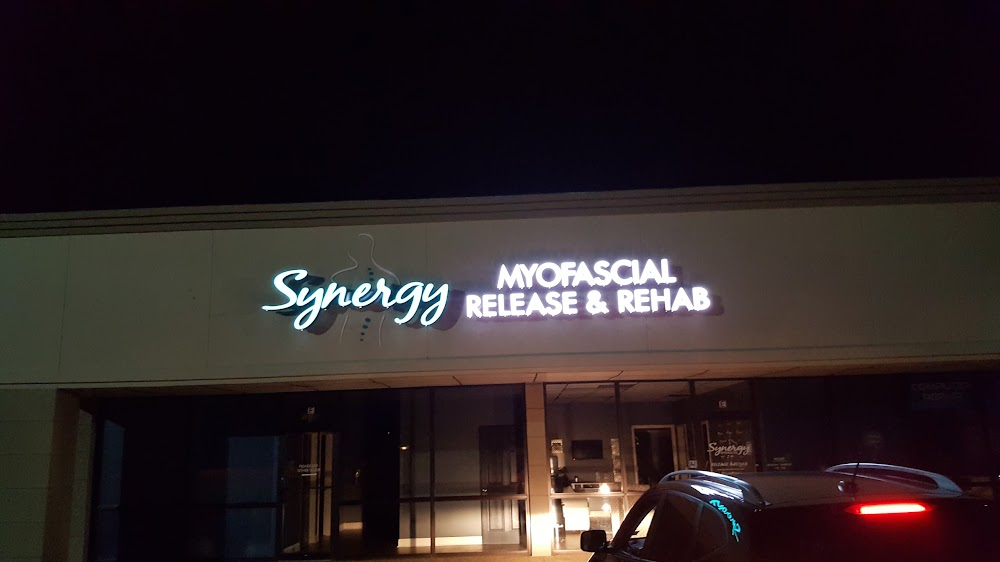 Synergy Myofascial Release And Rehab